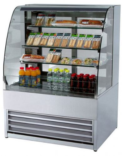 Frost-Tech Patisserie Display Case - P75-120
